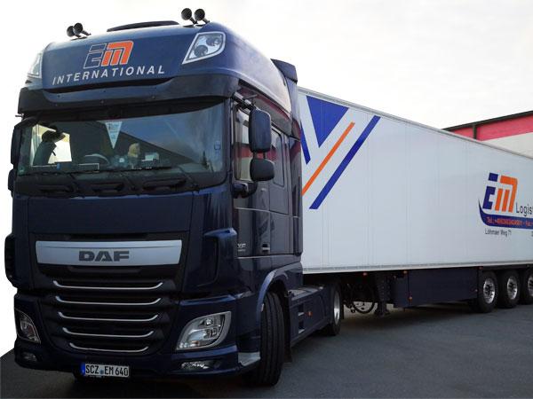 DAF - EM Logistik